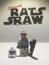 Lego Star Wars minifigures - Clone Custom Troopers - Hardcase 501st