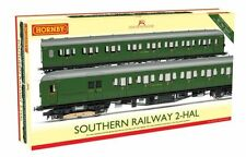 Locomotives vert pour modélisme ferroviaire à l'échelle OO
