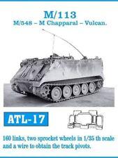 FRIULMODEL METAL TRACKS M-113 Scala 1/35 Cod.ATL-17