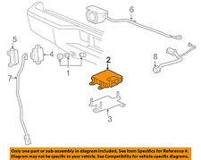 GM OEM PDC Backup Reverse Parking-Park Aid Sensor Module 25973805