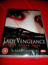 LADY VENGEANCE - KOREAN - NEW SEALED - Tartan Cinema - Region 0 - Region Free