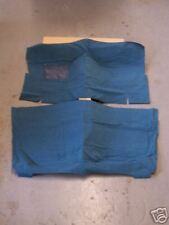 FORD FIVE HUNDRED 05-08 4 DOOR 3 PIECE LAPIS  BLUE CUT PILE CARPET