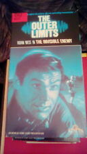 The Outer Limits - The Invisible Enemy 1964 VHS sci-fi Adam West rare TV serial