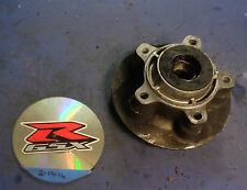 1993 GSXR 600 OEM rear back wheel hub sprocket carrier  GSX-R gixxer 94 95 750