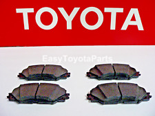Corolla  Matrix  Brake Pads                 OEM Toyota 04465-02240