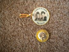 Laurel and Hardy 'The Boys' Key Ring clip fixing