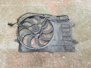 MINI COOPER S ONE R50 R52 R53 - ENGINE RADIATOR COOLING FAN -  WITH AIRCON