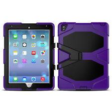 Exteriores Funda para iPad de Apple Pro 9.7 Pulgadas Silicona Híbrida Kickstand