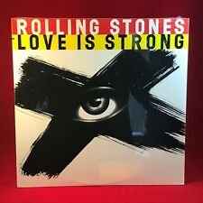 "ROLLING STONES Love Is Strong - Sealed 1994 USA 12"" vinyl single Brand new"
