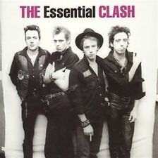 THE CLASH-THE ESSENTIAL CLASH-JAPAN 2 CD+BOOK I45