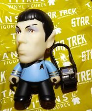 "Star Trek Titans 3"" figures Spock Where No man has gone before collection"