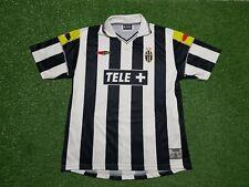 Juventus Turin Jersey XL 2000 2001 Lotto Shirt Maglia Jersey 00/01 Tele