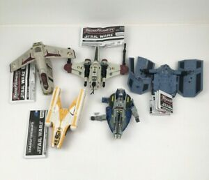 Hasbro Transformers Lot of 5 Crossovers Star Wars Figures