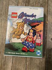 DC Fandome Wonder Woman Lego 77906