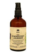 Astron Olej Żywokostowy z gojnikiem na ból Comfrey oil with sideritis 100ml