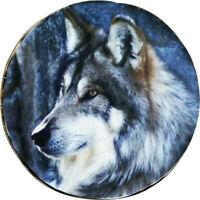 """16/""""inch Car Spare Wheel Tire Cover Storage Bag With Wolf Pattern"""