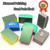 Diamant Polierpad Nass Schleifscheiben für Beton Marmor Granit 60-800#