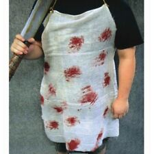 Bloody Butcher Apron Halloween Costume Accessory New!