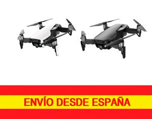 DJI Mavic Air Negro; Blanco