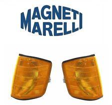 For Mercedes W201 190D 190E Turn Signal Lens Left+Right MAGNETI MARELLI