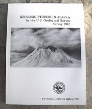 Usgs Alaska Geology Large Report 192 Pages Mining Prospecting Gold 1987