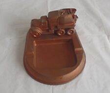 Vintage JAEGER HI-DUMP Toy Cement Truck ashtray paperweight advertising promo