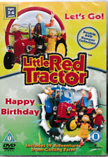 The Little Red Tractor - Let's Go / Happy Birthday - DVD, 2007, 2-Disc Set