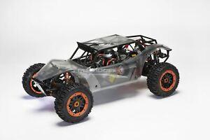 KM BLADE Baja Buggy 34cc 1/5th Scale Remote Control Car 2.4GHz