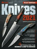Knives 2021, Paperback by Kertzman, Joe (EDT), Like New Used, Free shipping i...