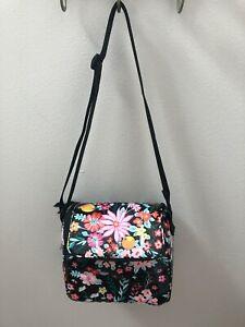 Vera Bradley Stay Cooler Insulated Lunch Bag Cooler Tangerine Twist - $45 MSRP