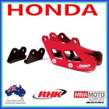 RHK Honda CRF450R CRF 450R 2007-2017 Red Alloy Rear Chain Guide