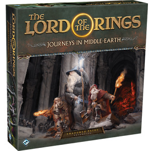 Lord Of The Rings Journeys In Middle Earth Shadowed Paths - Lord Of The Rings