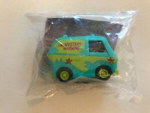 Mystery Machine Scooby Doo Burger King toys Cartoon Network 1996 UNOPENED BAG