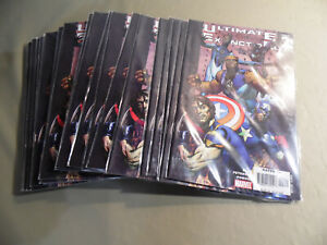 Ultimate Extinction #2 (Marvel 2006) Lot of 25 Comics / Free Domestic Shipping
