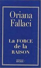 La Force de la Raison von Fallaci, Oriana | Buch | Zustand gut