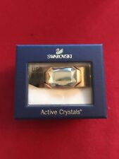 swarovski Active Crystals Supreme USB-PULSERA Rosa Oro 8 GB