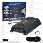POWER ACOUSTIK BLADE1-1200D MONO BLOCK CAR MOTORCYCLE AMP AMPLIFIER 1200W MAX