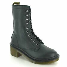 Dr. Martens Mid Heel (1.5-3 in.) Lace Up Boots for Women