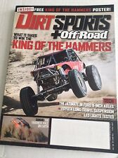 Dirt Sports Magazine King Of The Hammers & Dakar June 2014 032317NONRH