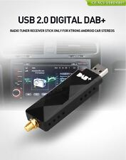 XTRONS USBDAB01 USB 2.0 Digital DAB+ Radio Tuner Receiver Stick Only For XTRONS