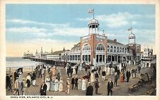 New Jersey Atlantic City Steel Pier, animated
