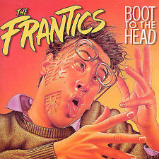 Boot to the Head by The Frantics (CD, Aug-1997, Attic)