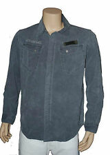 chemise velour homme 55 DSL ( by diesel ) modele fiver camicia taille S