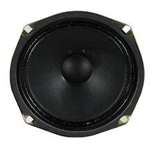 "Jamo 4-1/2"" Midrange Sealed Back Speaker 8 Ohms Nice for Classic Speaker Repairs"