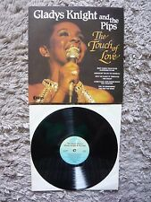 Gladys Knight & THE pips il tocco di amore UK 1980 K-TEL VINILE LP MOTOWN Buddah