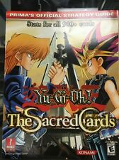 Yu-Gi-Oh! The Sacred Cards : Prima Official Strategy Guide For Game Boy Advance