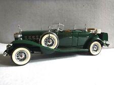 1932 CADILLAC - V-16 - SPORT PHAETON - DIECAST - DANBURY MINT - NEW - VINTAGE