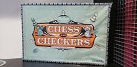 """WILD & WOLF RIDLEY'S HOUSE OF NOVELTIES NEW """"CHESS and CHECKERS"""" GAME NEW Rare"""