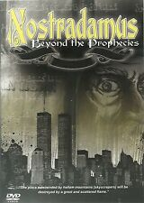 NOSTRADAMUS BEYOND THE PROPHECIES DVD - THE WARNINGS HE LEFT US