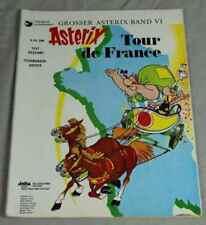 Buch: ASTERIX - Tour de France - Großer Band VI / Verlag Delta Ehapa 1970  /S265